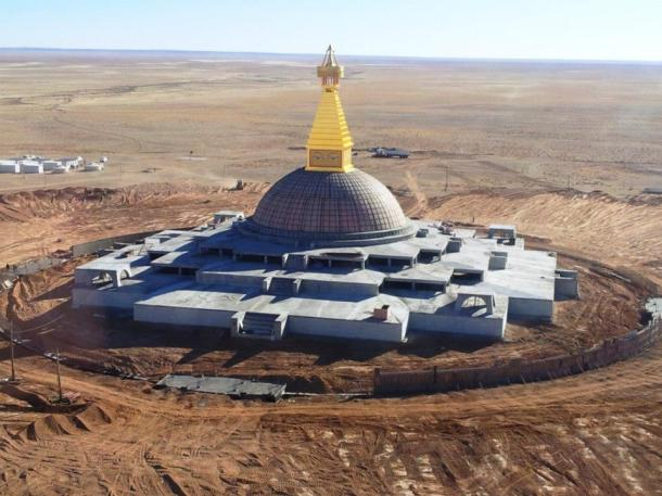 gobi_stupa